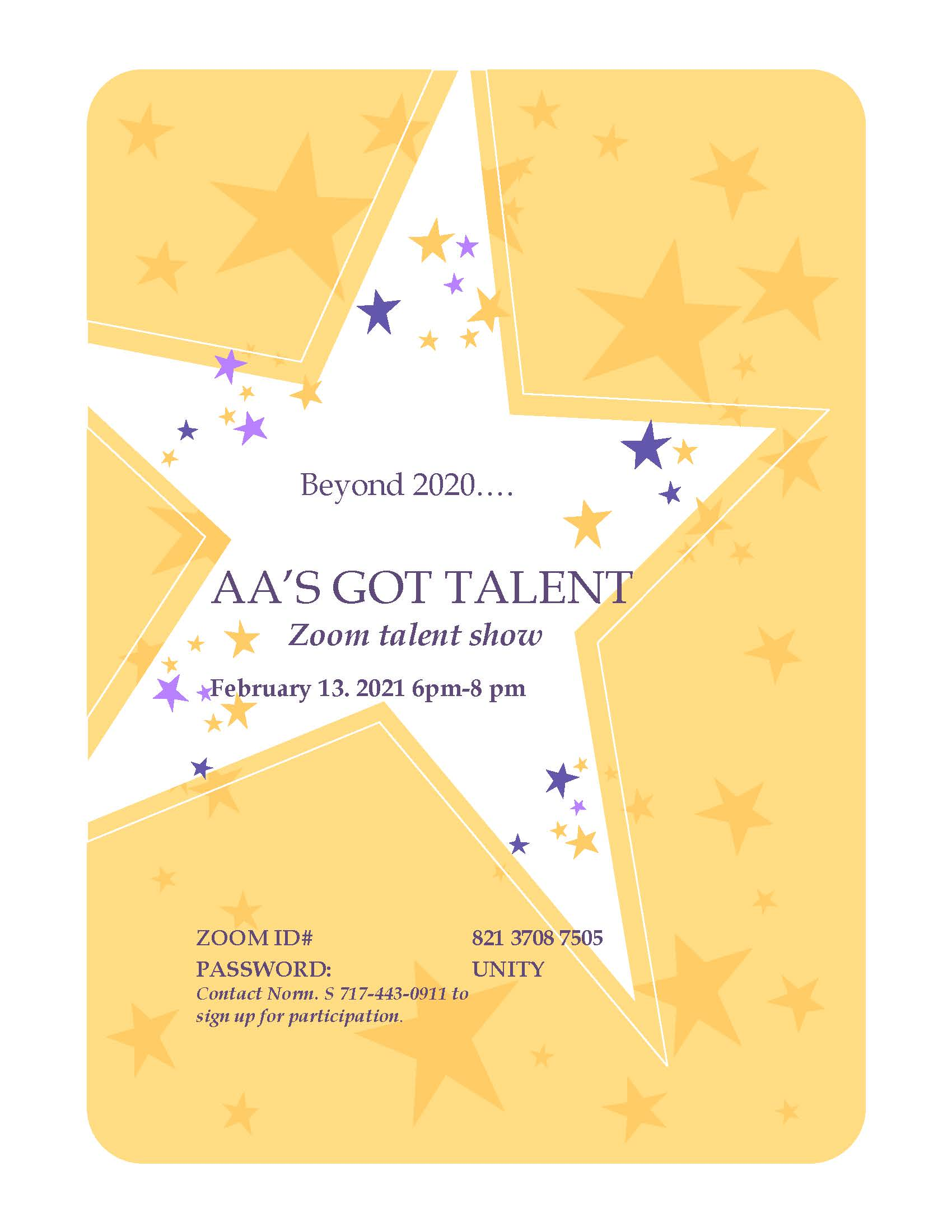 AA'S Got Talent